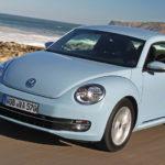 Стартовали российские продажи модели VW Beetle